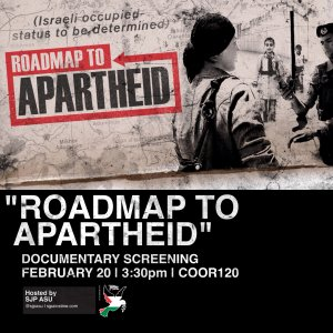 2015 SJP roadmap to apartheid